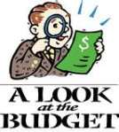 a look at the budget cartoon