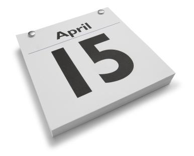 april 15th