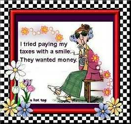 Maxine Taxes