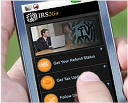 IRS Smartphone App
