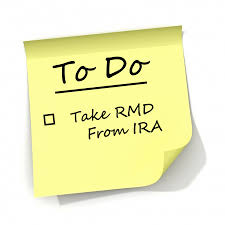 RMD To Do List Reminder