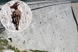 Diga del Cingino Dam Italy