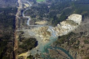 Washington State Mudslide