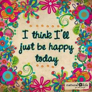 Happy Today